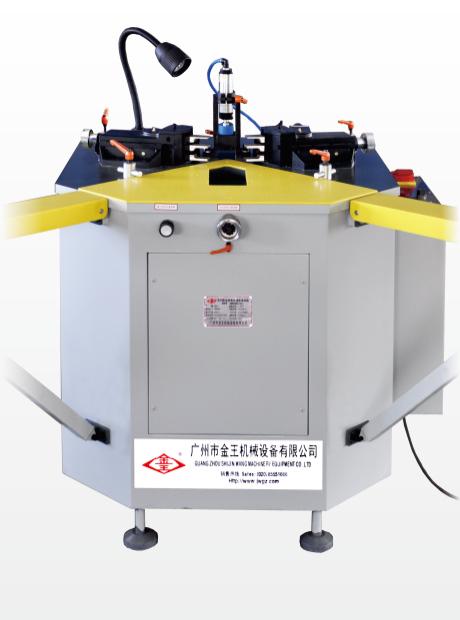 ZTY-自动可调刀座收藏式液压组角机