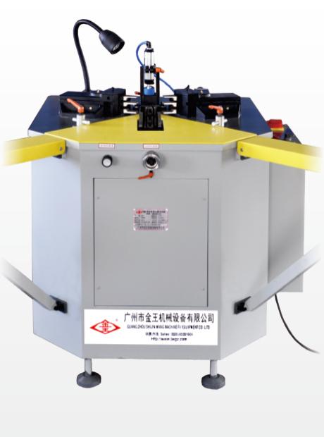 ZZY-自动液压组角机